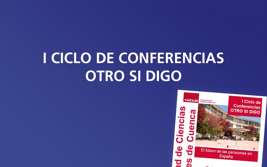 Conferencia en la Facultad de Ciencias Sociales de Cuenca