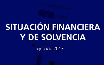 Situación financiera y de solvencia 2017