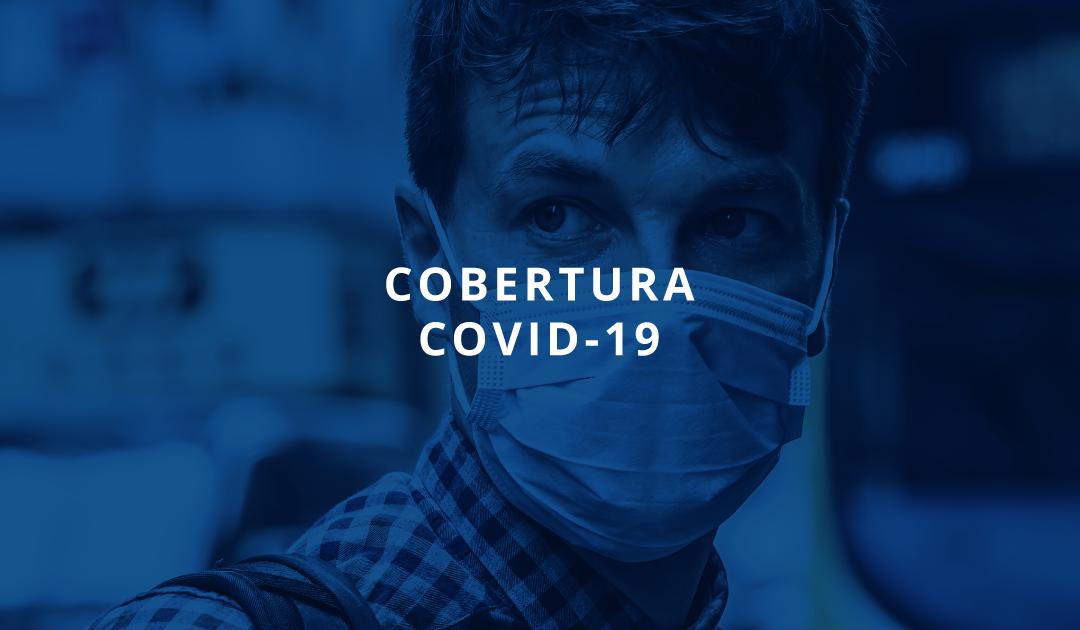 Comunicado em relação à cobertura Covid-19